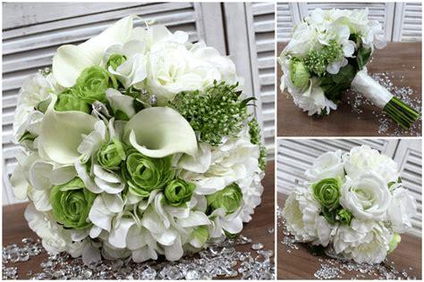 White Wedding Flower Arrangements by Artificial Flower Arrangements For Weddings Inspirations