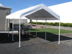 Costco Canopy 10x20 10 X 20 15 Mil Carport Top Cover Replacement Tarp Itl