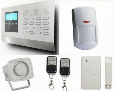 some features that all security alarms system must