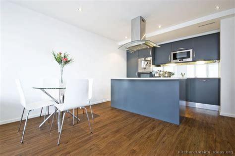 modern blue kitchen pictures of kitchens modern blue kitchen cabinets