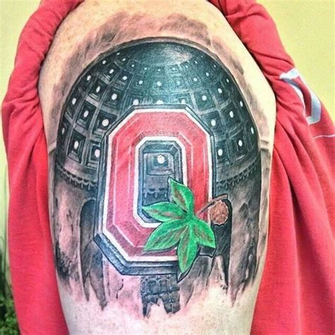ohio state tattoo designs best 25 ohio state tattoos ideas on state