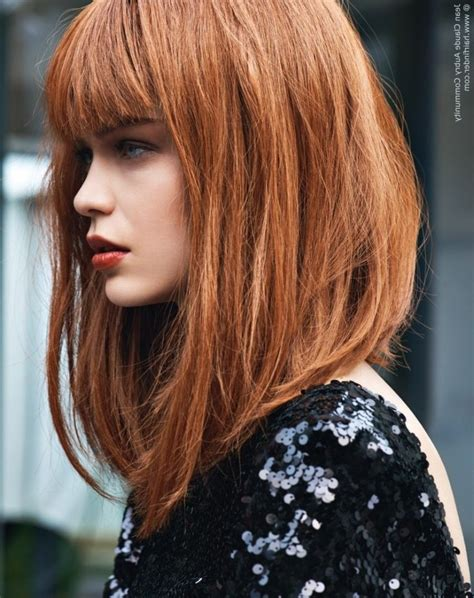 17 best ideas about extra long bobs on pinterest fashion
