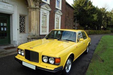 bentley yellow yellow bentley