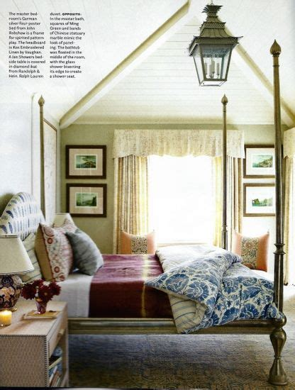 house beautiful bedrooms i already have the bedspread home pinterest
