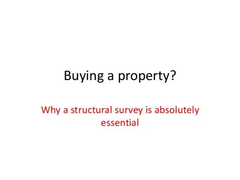 buying a house surveyor why you need a structural survey when buying a house