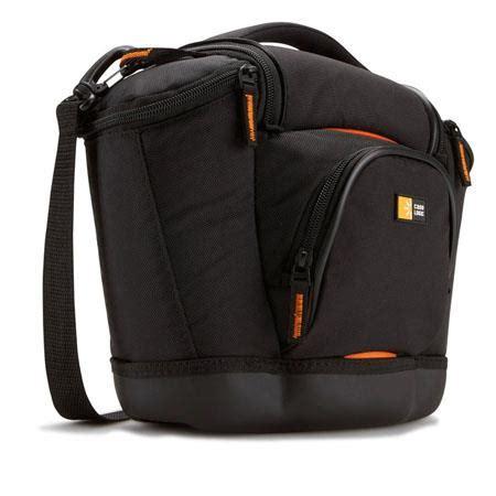 case logic medium slr camera bag, black slrc202
