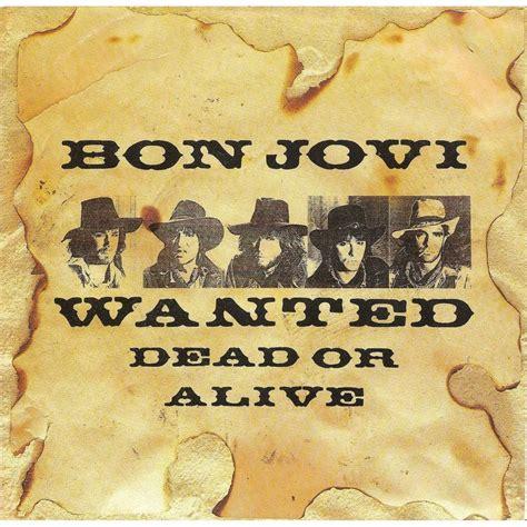 Bon Jovi 7 wanted dead or alive bon jovi 7 sp 売り手