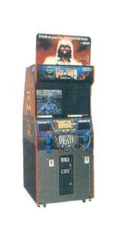 buy house of the dead arcade machine the house of the dead arcade machine liberty games
