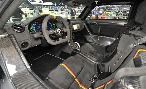 Gumpert Apollo Interior by Prices Supercars