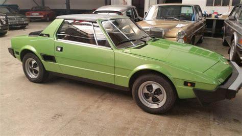 1979 Fiat X19 by Fiat X1 9 1979 Catawiki