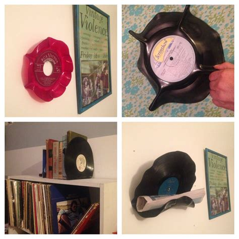 Crafty Home Decor Ideas Diy 5 Clever Ways To Upcycle Vinyl