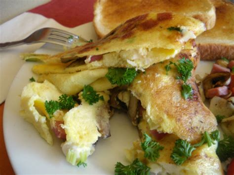 country omelet country omelet recipe food
