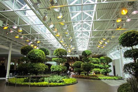 calgary devonian gardens  located downtown   td