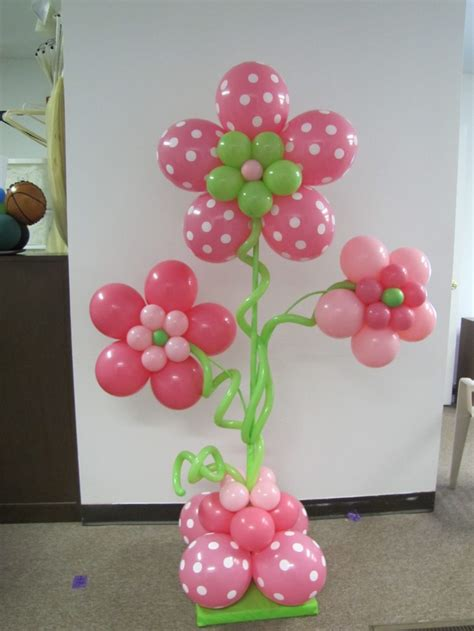 decor flowers flower balloon decorations party favors ideas