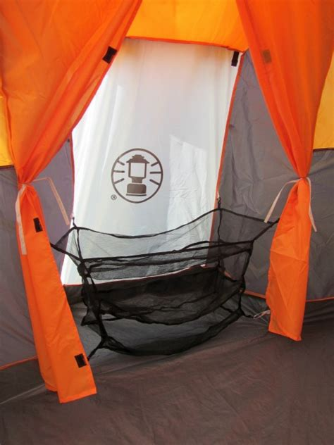 Tent Closet by Coleman Family Tent Review Lake Fast Pitch Cabin