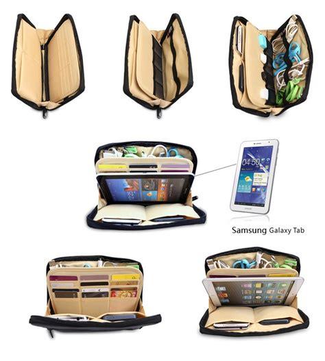 Tas Untuk Tab bubm tas gadget layer isp gray