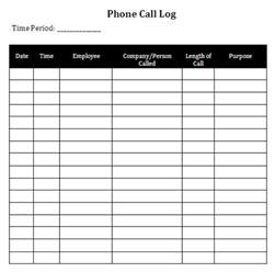 phone log template mobawallpaper