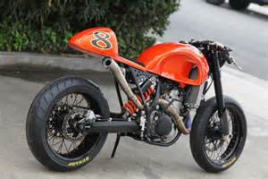 Ktm Cafe Racer Best 25 Ktm Cafe Racer Ideas On Cafe Racer