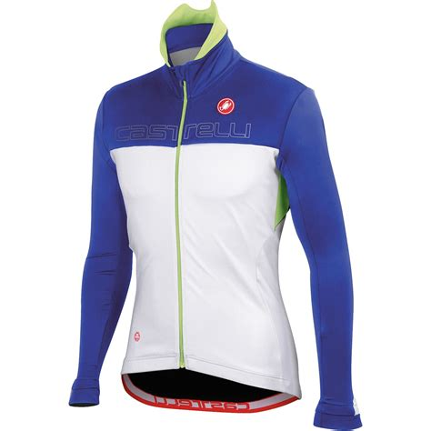 best windstopper cycling jacket castelli poggio cycling jacket windstopper 174 for men