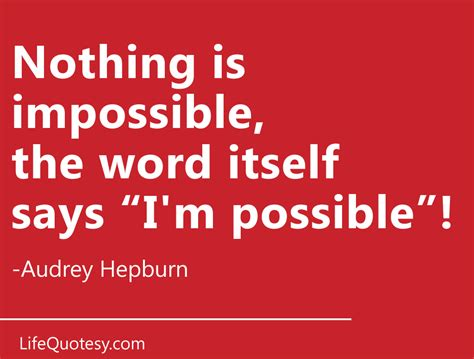 Interesting Quotes by Quotes Hepburn Quotesgram