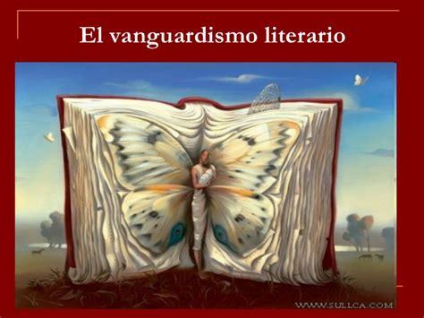 imagenes de vanguardias literarias vanguardismo
