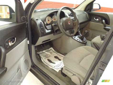 Saturn Vue 2004 Interior by 2004 Saturn Vue Standard Vue Model Interior Photo