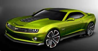 2011 Chevrolet Camaro Hot Wheels Concept   conceptcarz.com