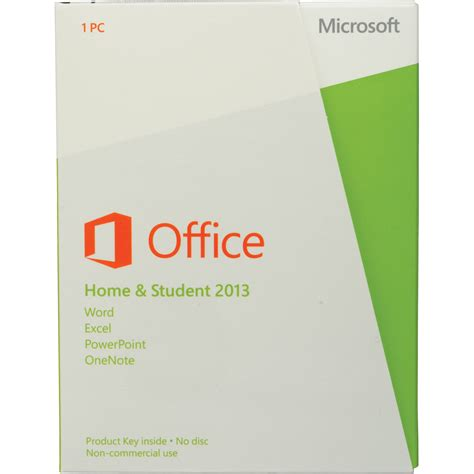 Ms Office Home Student microsoft office home student 2013 product key 79g 03550
