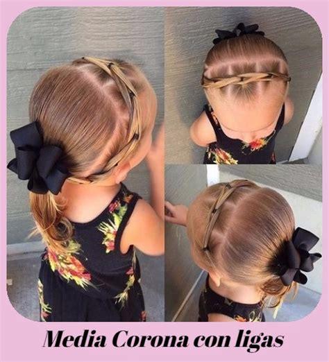 peinados para ni as de pelo corto peinados para ni 241 as peinados lindos y faciles