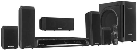 black friday panasonic sc pt660 5 dvd home theater system