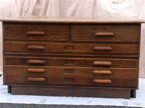 Map Chest Of Drawers by Abbess Oak Map Chest Of Drawers Ebay Display Cabinetry