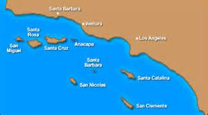 channel islands california map trip report fishing jurassic park socalsalty