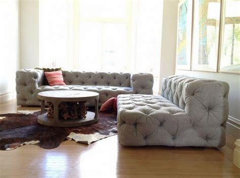 soho tufted sofa restoration hardware soho tufted upholstered armless