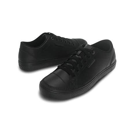 crocs crocs hover work black black c5 mens shoes