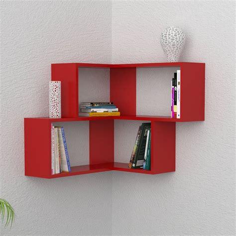 mensole ad angolo angular mensola ad angolo design moderno in legno