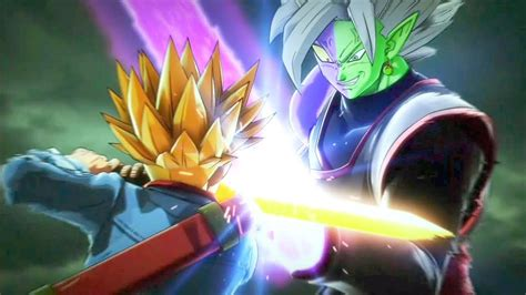 Black Saga future trunks goku black saga all cgi story mode