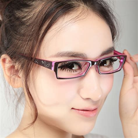 Frame Kacamata Wanita Fashion F6138 glasses starfashionone