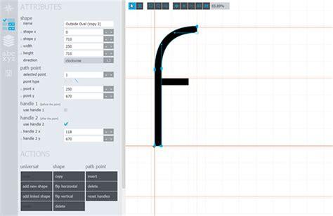 layout editor html5 glyphr studio free html5 font editor freebiesbug