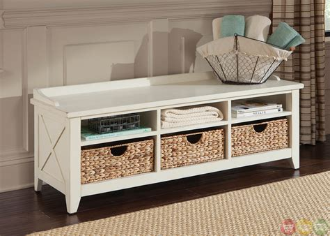mirrored bench hearthstone rustic white entryway mirrored bench set