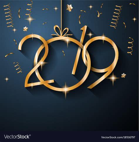 happy  year background   seasonal vector image