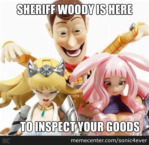 sheriff woody by sonic4ever meme center