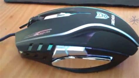 Rexus Gaming Mouse X5 unboxing rexus elite mouse x5