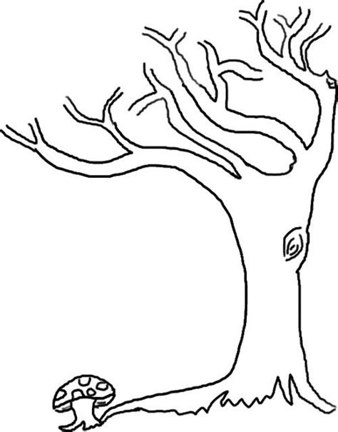 tree pattern without leaves coloring page tree 40 best tree images on pinterest tree branches coloring