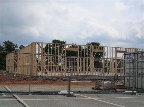 home depot parking lot construction update the