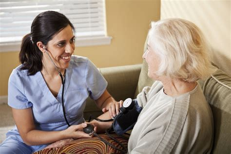 home nursing nursing home home care non professional