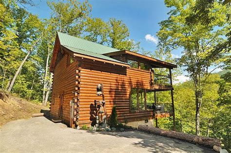 1 bedroom 2 bath cabin with tub and vrbo