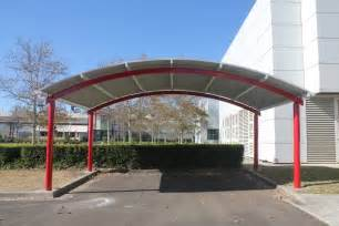 Carport Designs Pictures Curved Amp Bullnose Carports Gallery Starport Constructions