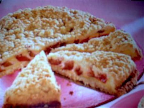 kuchen senden streusel pflaumen kuchen ein kochmeister rezept