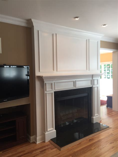 Fireplace Trim Ideas by Mantels Fireplace Mantels Crown Molding Nj Original