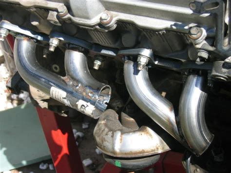 How To Make Handmade Ls - turbo headers diy clublexus lexus forum discussion
